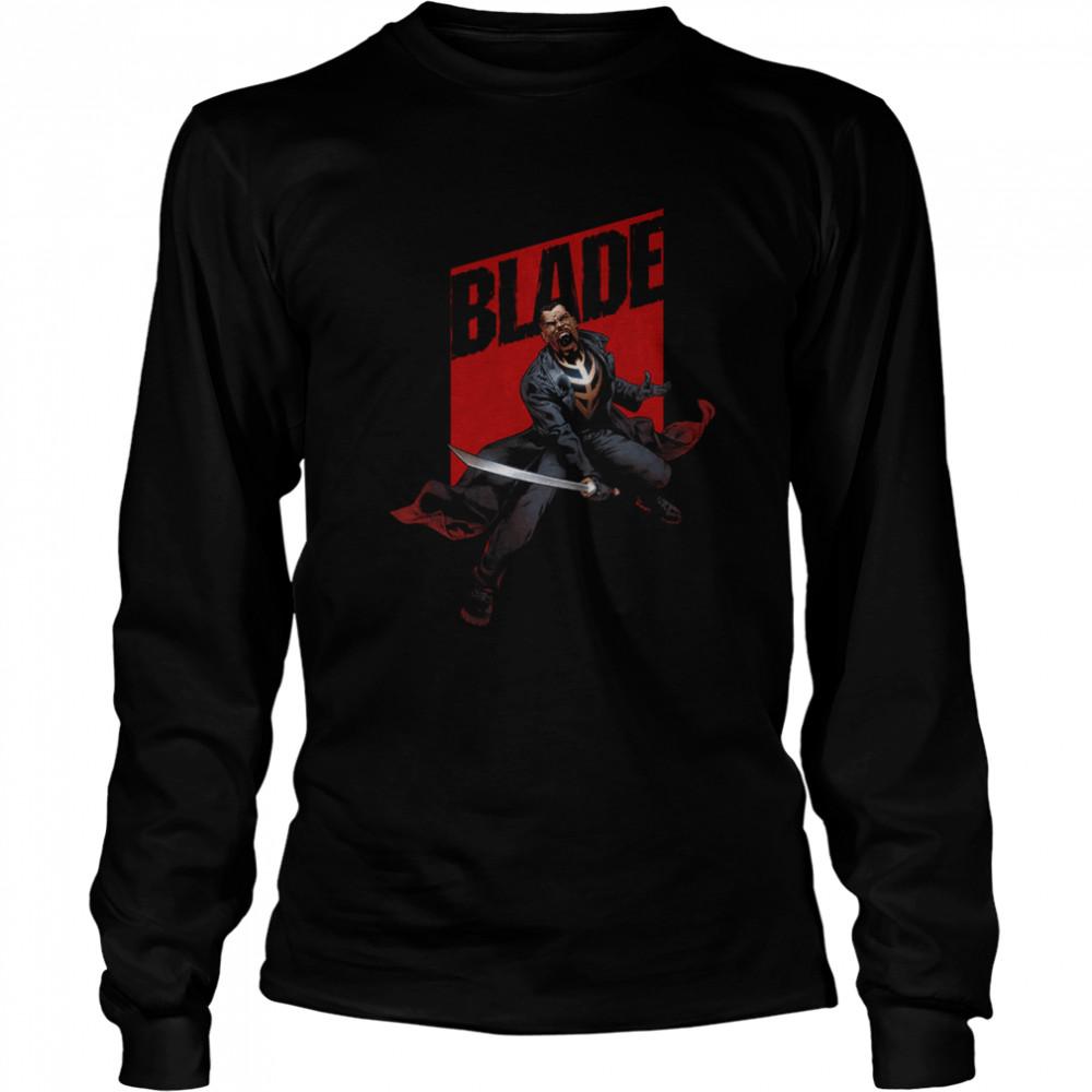 Blade T- Long Sleeved T-shirt