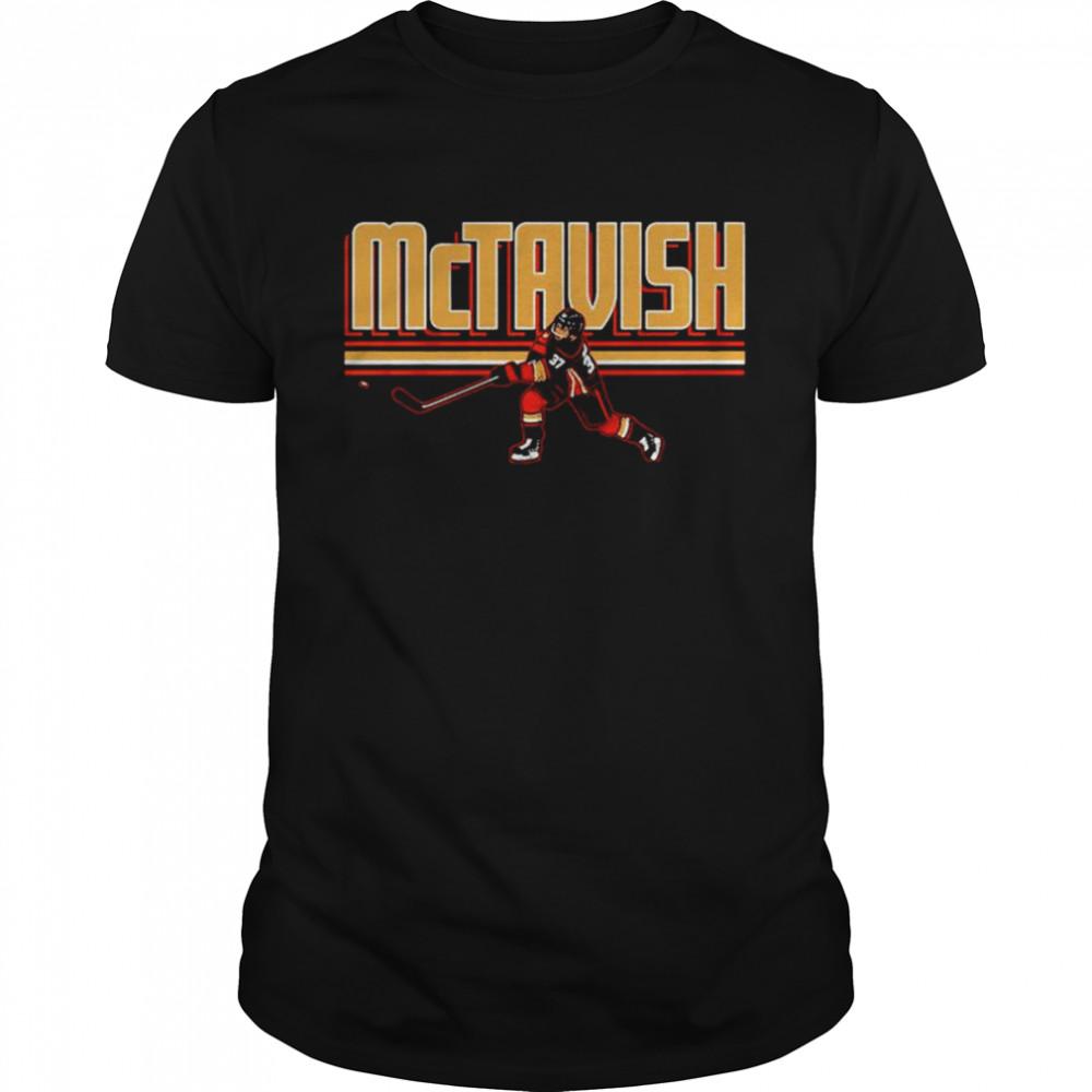Anaheim hockey Mason McTavish shirt Classic Men's T-shirt