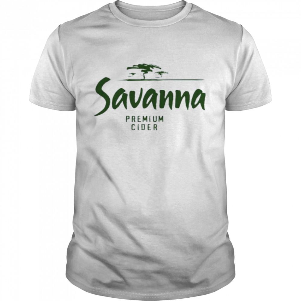 Savanna premium cider logo shirt Classic Men's T-shirt