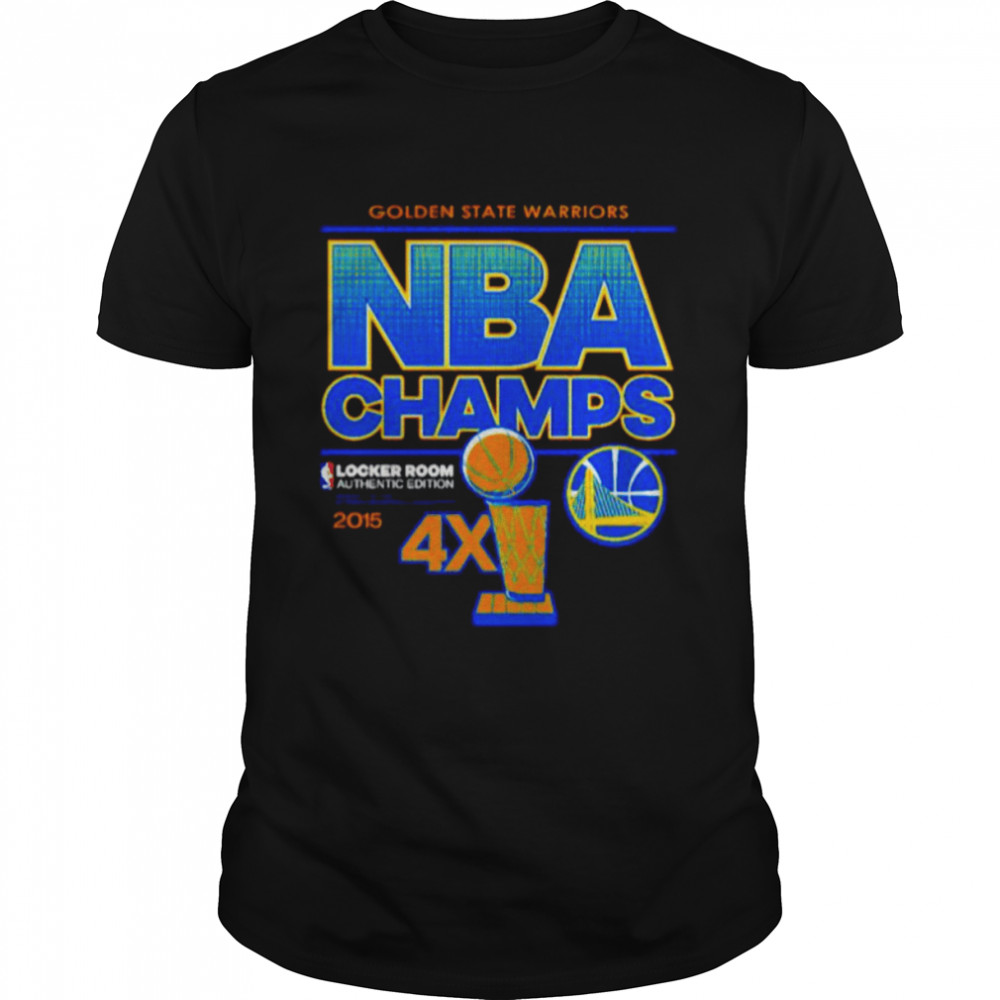 Awesome golden State Warriors Nba Finals Champions shirt Classic Men's T-shirt