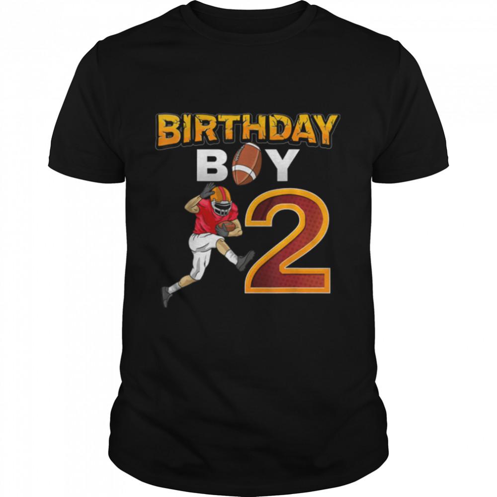 Birthday Boy 2 T- B09JXXZZPZ Classic Men's T-shirt