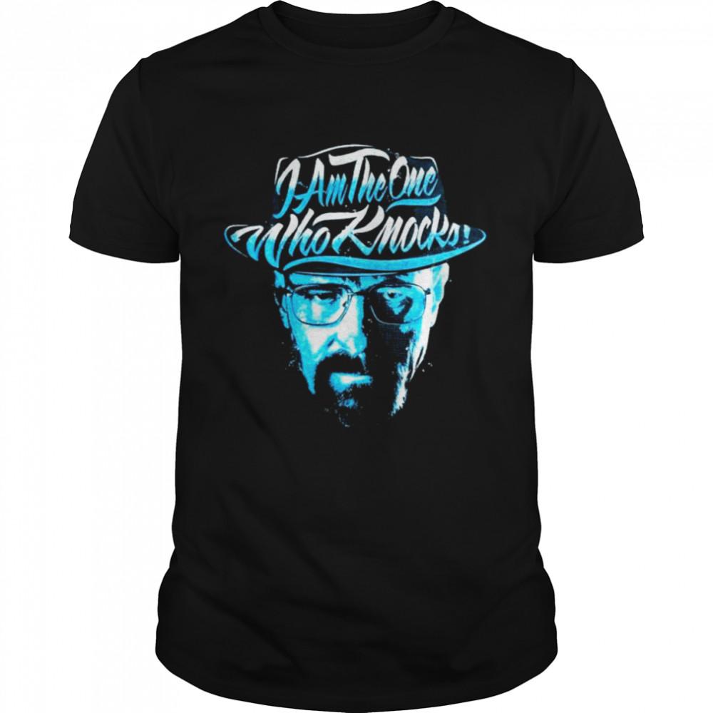 I am the one who knocks shirt Classic Men's T-shirt
